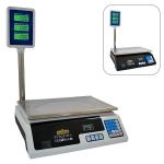 209-40 Электронные весы с двухсторонним дисплеем