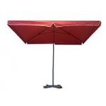 Зонт для уличной торговли квадратный  2.4*2.4м