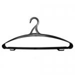 Вешалка для одежды пластиковая (длина 52см) А-912Б