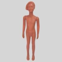 Манекен детский в полный рост (девочка) Г-1672