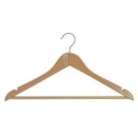 Плечик деревянный для одежды C-30N