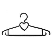 Плечик для одежды с крутящим крючком А-016