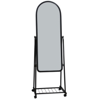 Зеркало напольное на колесах А-3043В