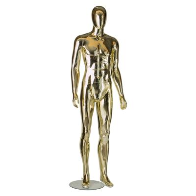 WA-2005 Манекен мужской золотистый