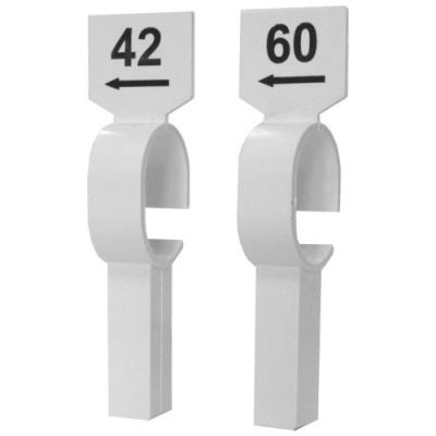 А-359  Разделитель размеров на вешало