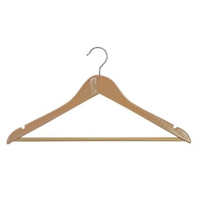 C-30N Плечик деревянный для одежды