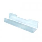OL-516.2 Полка пластиковая универсальная, наклонная