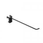 Крючок на овальную трубу 30*15мм с усиленным зацепом 250мм
