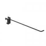 Крючок на овальную трубу 30*15мм с усиленным зацепом 300мм