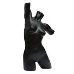 Торс женский,Летучая мышь (черного цвета) 270Ч