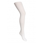 Манекен нога для колготок,белого цвета 501Б