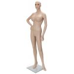 Манекен женский телесный 95х60х87 см HLM-6D