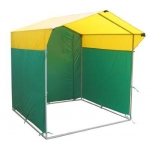 Торговая палатка разборная для уличной торговли ПВ-2*2