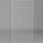 Торговая сетка белого цвета 1200*600мм R-010