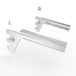 Кронштейн для стекла на профиль системы Vertikal (правый)