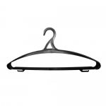 Вешалка для одежды пластиковая (длина 43см) А-912