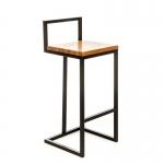 Дизайнерский барный стул (табурет) в стиле лофт