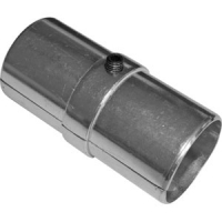Торцевой соединитель труб D50мм 026ПЛ