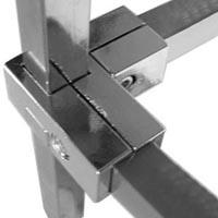 PR 012 Соединитель для квадратной трубы внешний