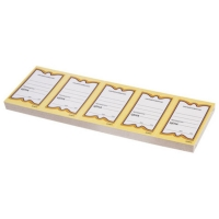 Ценник картонный 081Ц