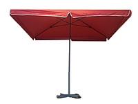 Зонт торговый прямоугольный 2*2.7м