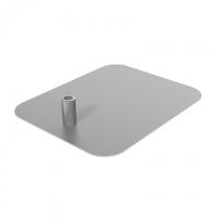 Прямоугольная металлическая подставка BASE-ML