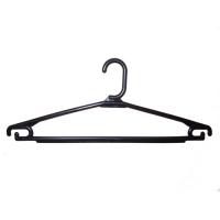 Плечик для одежды пластиковый А013А (длина 41см)