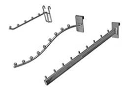 Крючки и кронштейны на решетку