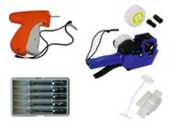 Этикет пистолеты, Биркодержатели (Микропломбы веревочные)