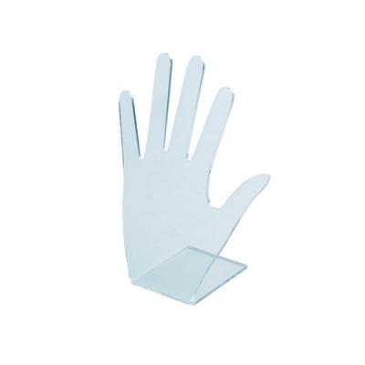 OL-781.1 Подставка из оргстекла рука женская