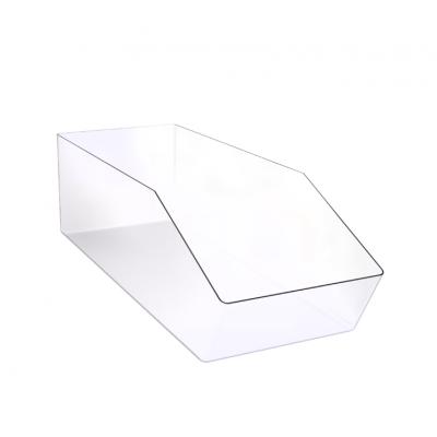 Емкость под декор 300х150х100,из прозрачного пластика