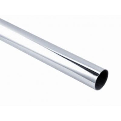 Труба хромированная d25/толщина стенки 1мм Jok 4