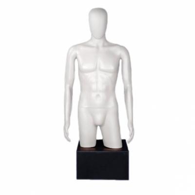 MT-5 White Манекен торс мужской с руками
