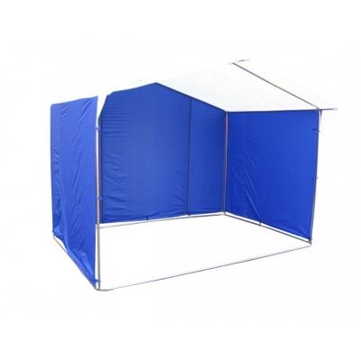 Торговая палатка 3*3метра.Сине белого цвета