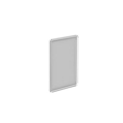 Пластиковая рамка формата А5 (прозрачная)