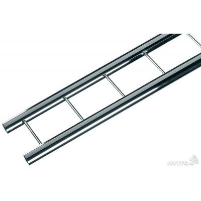 Связка 2-х труб хромированных (Tritix1 3000мм)
