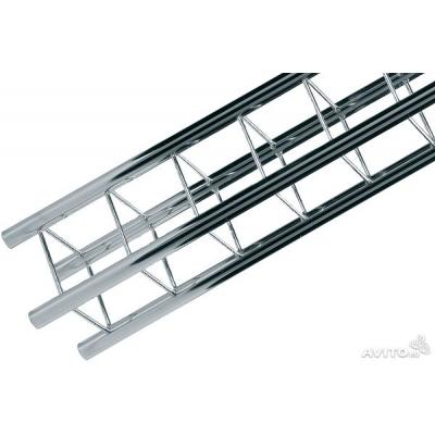 Связка 4-х труб хромированных (Tritix 3 2200мм)