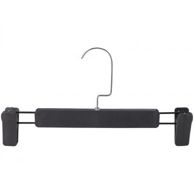 Вешалка с зажимами для юбок и брюк A016 (длина 31см)