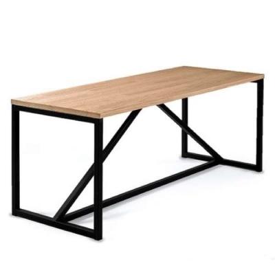 Скамейка металлическая в стиле Loft