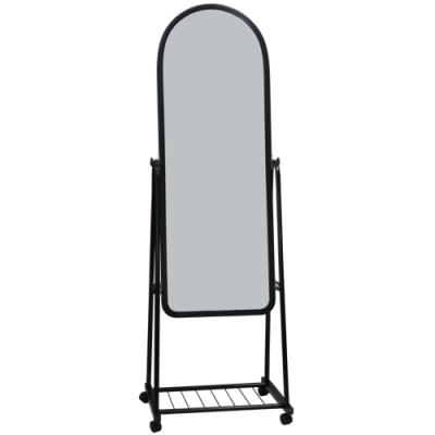 Зеркало напольное на колесах 3043В